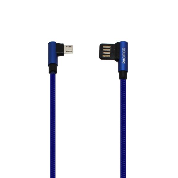 Cable micro usb/v8 – usb (1m) azul - np i503 2