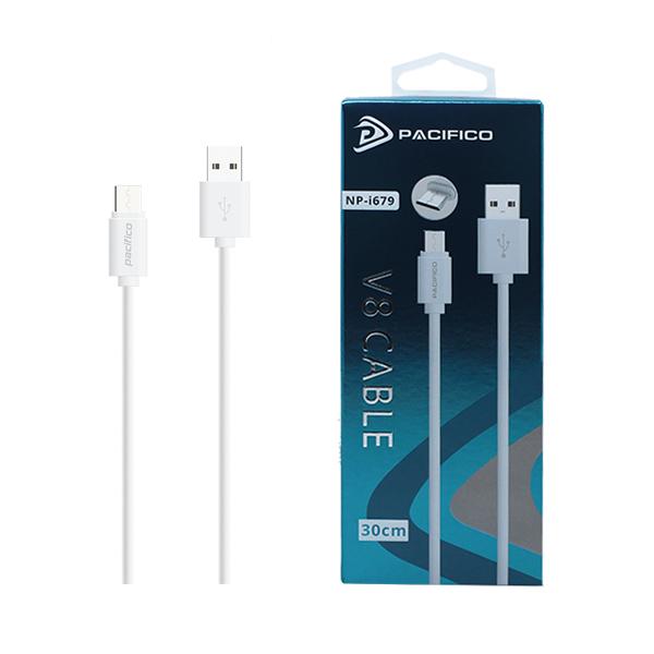 Cable micro usb/v8 (30cm) – np i679 1