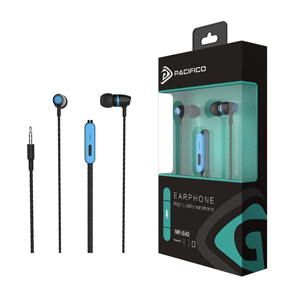 Auriculares np-j142 – azul 1