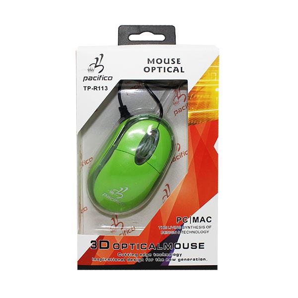 Ratón tp-r113 verde 2