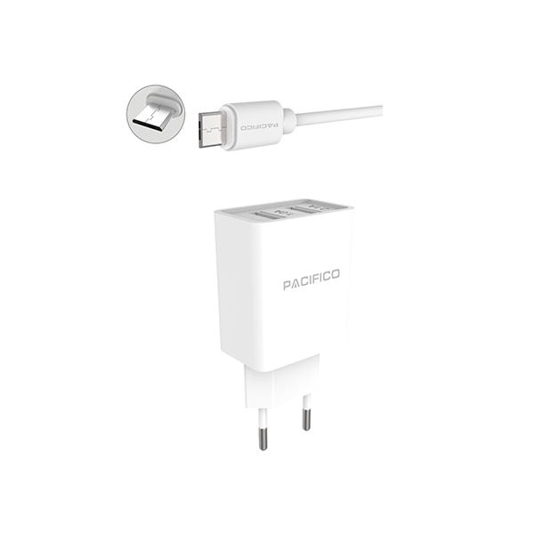 Cargador micro usb/v8 - np-c826 3