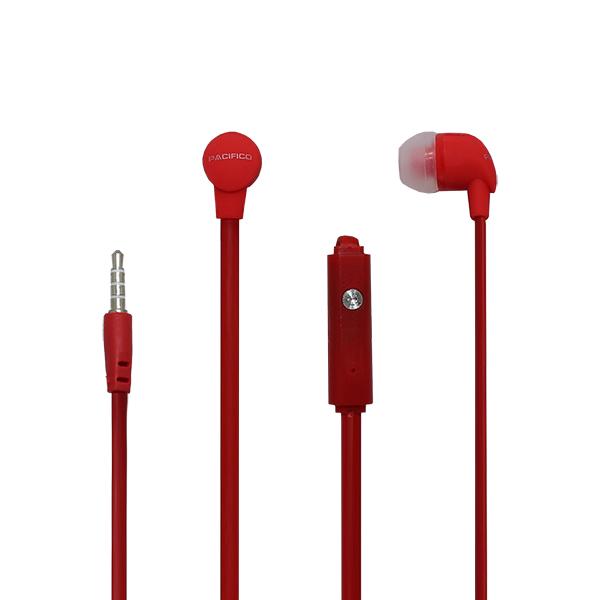Auriculares np-j191 – rojo 2