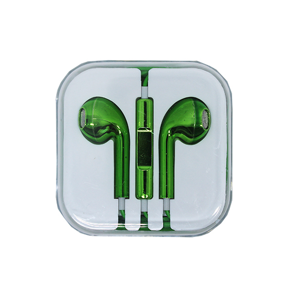 Auriculares np j636 – verde 2