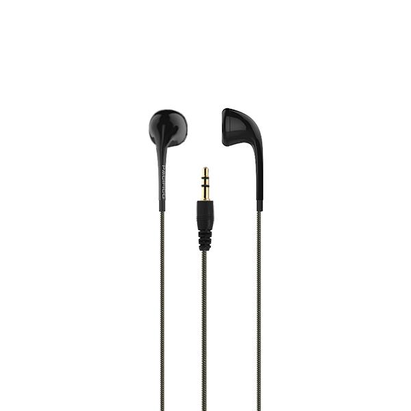 Auriculares de 5m np-j471 negro 2