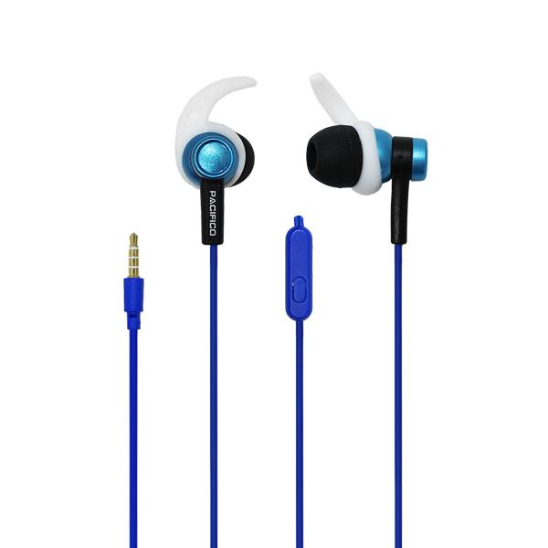 Auriculares deportivos np j473 - azul 3