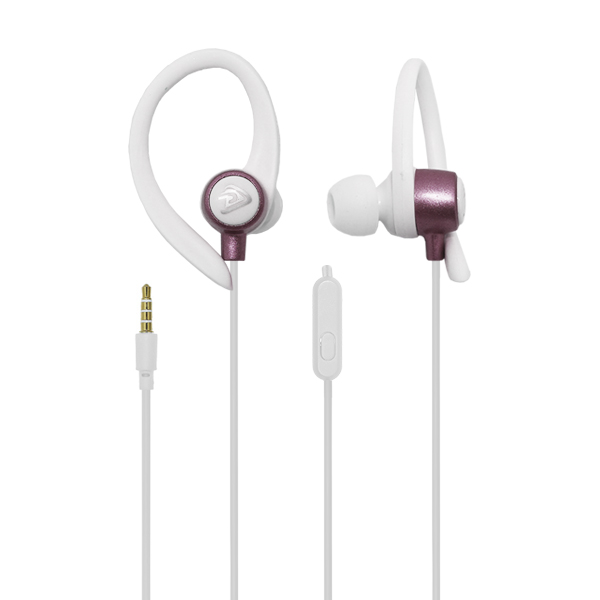 Auriculares deportivos np j475 rosa 3