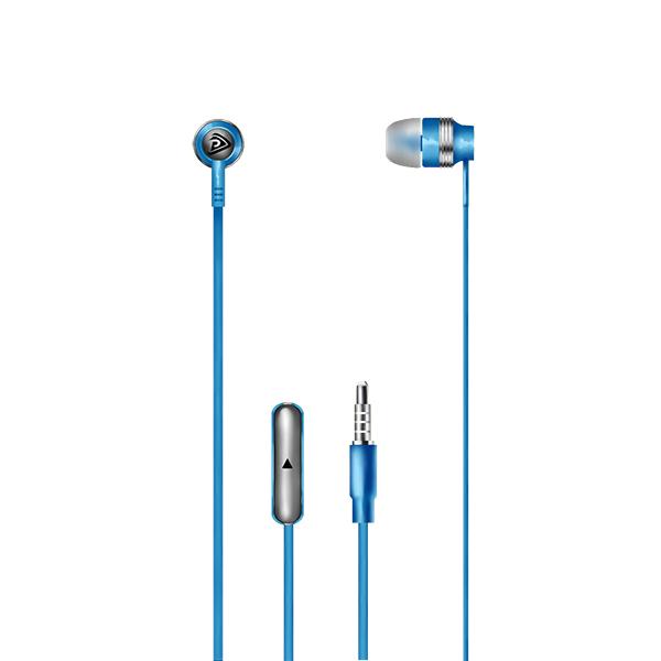 Auriculares con micrófono np-j669 – azul 2