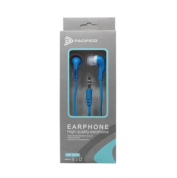 Auriculares np-j670 – azul 3