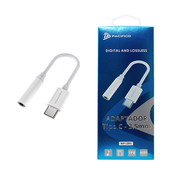 Cable tipo c a dc3. 5 np-i291 1
