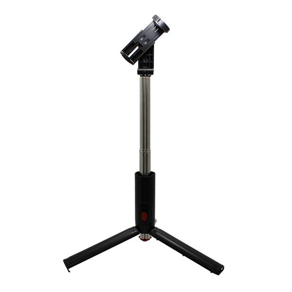 Palo selfie bluetooth con mando y trípode np-s954 4