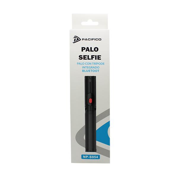 Palo selfie bluetooth con mando y trípode np-s954 6