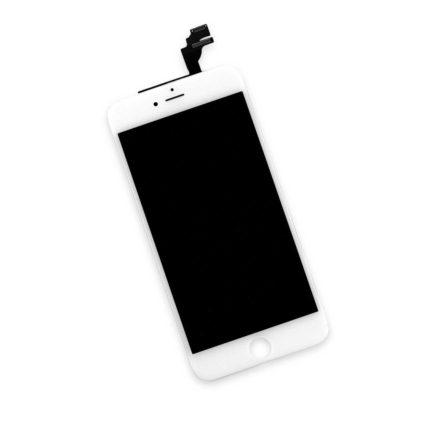 Pantalla iphone 6 plus blanca 1