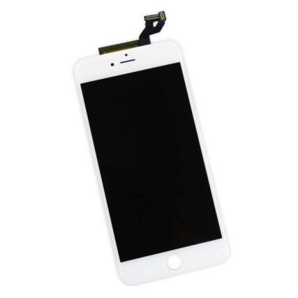 Pantalla iphone 6s plus blanca 1