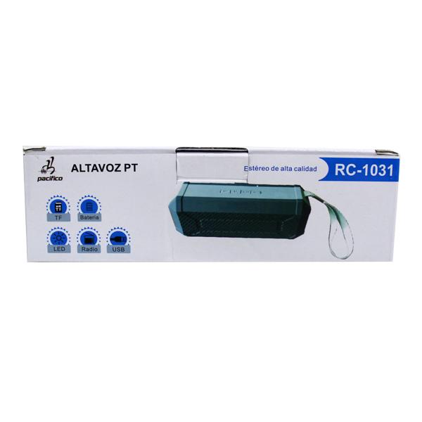 Altavoz rc-1031- rosa 4