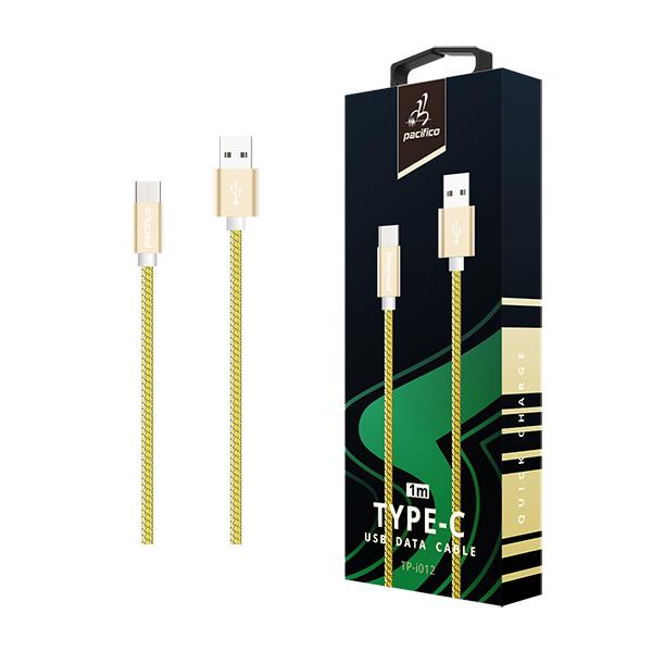 Cable tipo c (3. 1) 1m – tp-i012 – amarillo 1