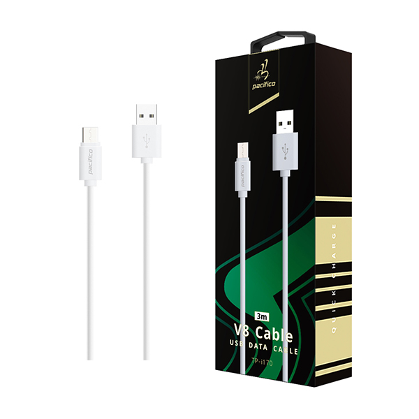 Cable micro usb v8 3m – tp-i170 1
