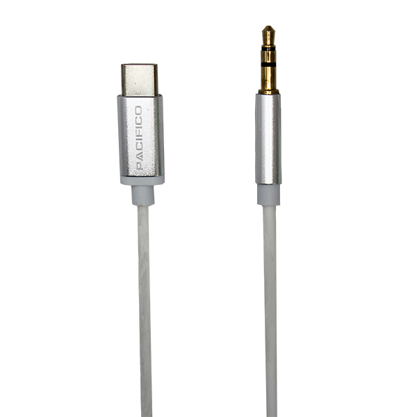 Cable tipo-c a dc 3. 5mm 1m np-i678 3