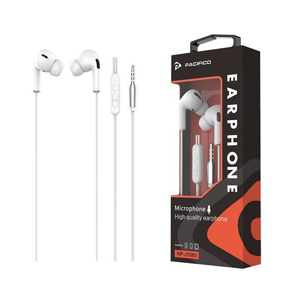 Auriculares con micrófono np-j1081 1