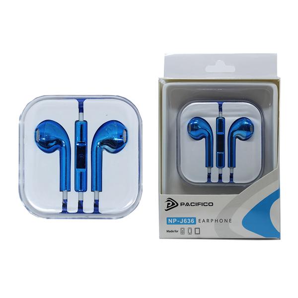 Auriculares np-j636 – azul 1
