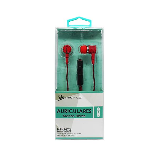 Auriculares np-j472 – paquete 12 uds colores variados 5