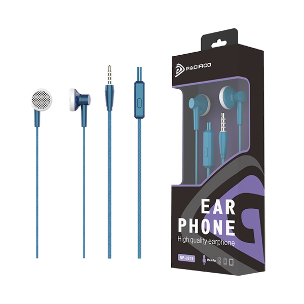 Auriculares con micrófono np-j979 – pack 12uds 5