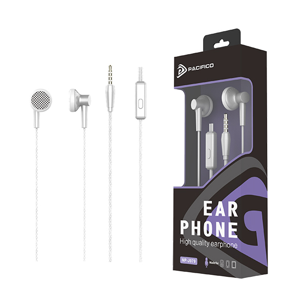 Auriculares con micrófono np-j979 – pack 12uds 3