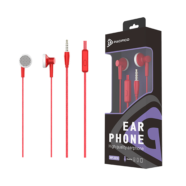 Auriculares con micrófono np-j979 – pack 12uds 2