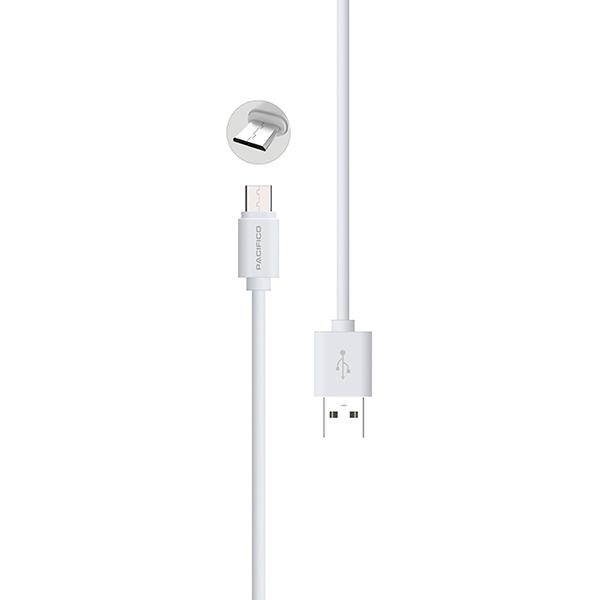 Cable micro usb v8 de 2m np-i417 2