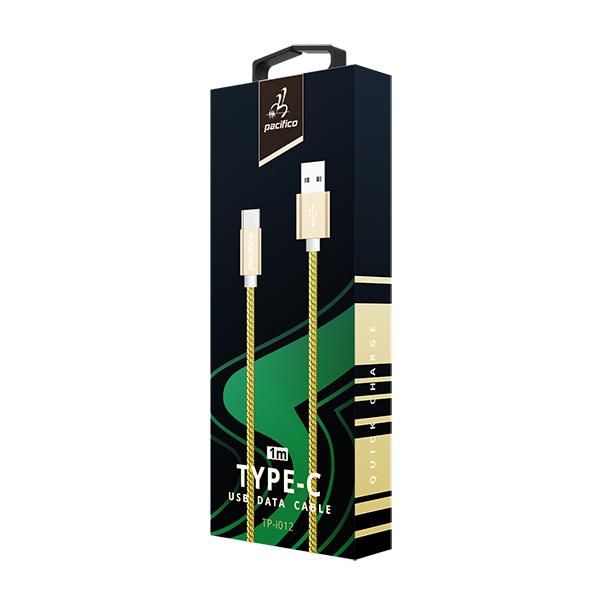 Cable tipo c (3. 1) 1m – tp-i012 – amarillo 3