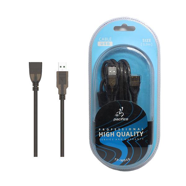 Cable usb am/af 3m – tp-w048 1