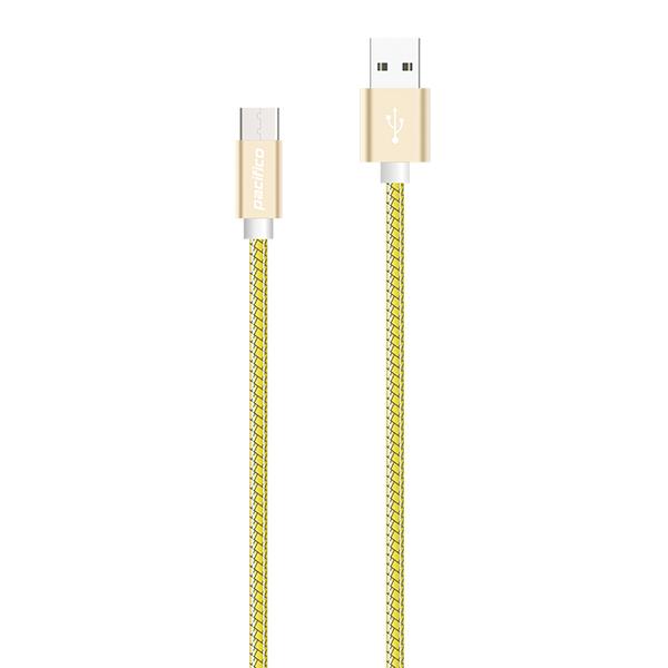 Cable tipo c (3. 1) 1m – tp-i012 – amarillo 2