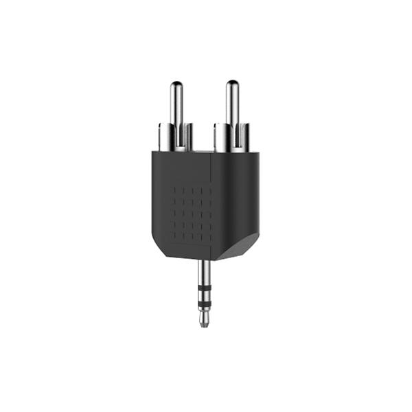 Adaptador dc3. 5 m/2rca tp-w117 2