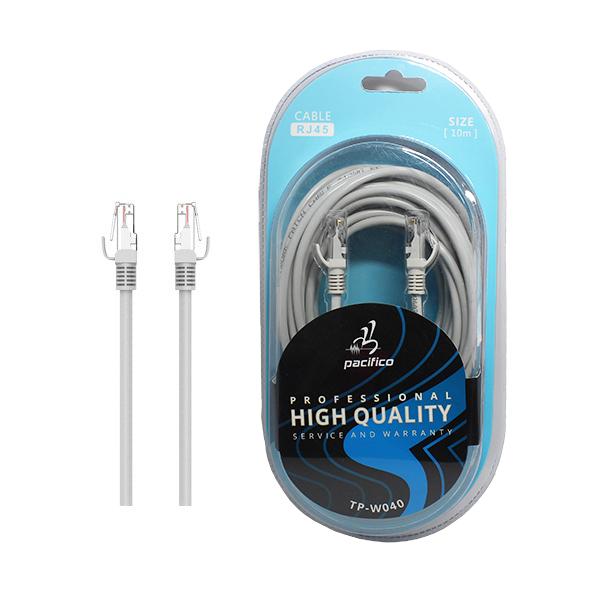 Cable rj45 10m – tp-w040 1