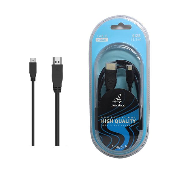 Cable hdmi-micro hdmi 1. 5m – tp-w079 1