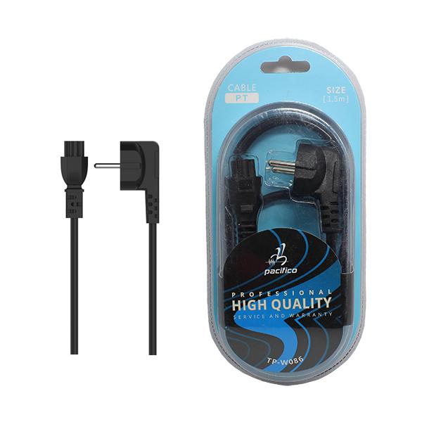 Cable alimentación pt 1. 5m – tp-w086 1