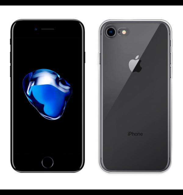 Funda gel silicona para iphone 7g / 8g / se 2020 1