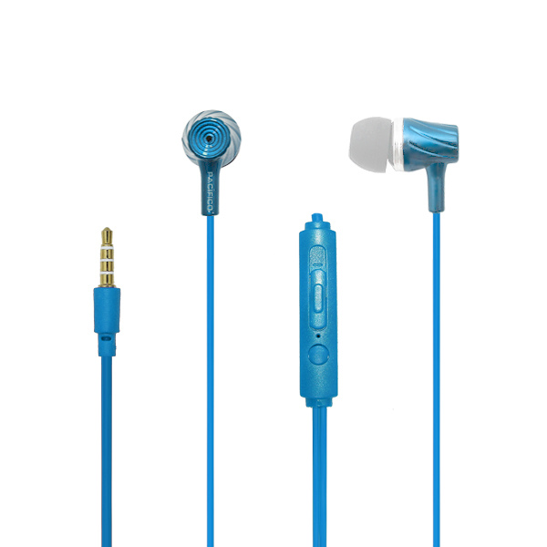Auriculares np-j482 azul 2